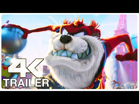 SPACE JAM 2 A NEW LEGACY : 5 Minute Trailers (4K ULTRA HD) NEW 2021