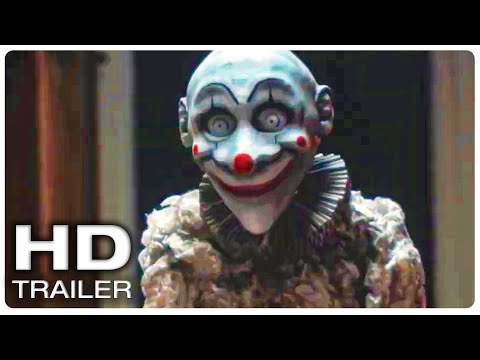 THE JACK IN THE BOX 2 Official Trailer #1 (NEW 2021) Horror Movie HD