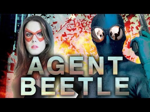 AGENT BEETLE   English   HD   Action Movie   Full Length