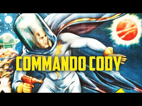 Commando Cody: Sky Marshal of the Universe (1953) Marathon TV Series chapters 1-12
