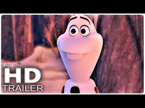 ONCE UPON A SNOWMAN Trailer (2020)