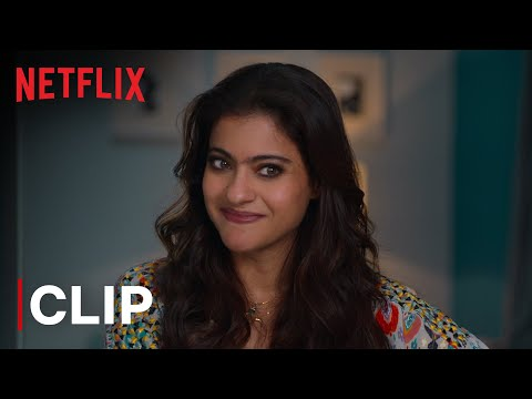 Kajol, Mithila & Tanvi Explained Through Dance Postures | Tribhanga | Netflix India
