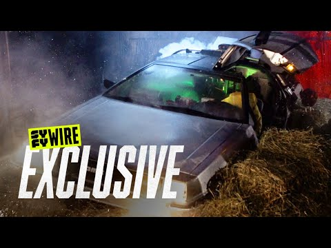 Exclusive Clip: Back To The Future: The Ultimate Trilogy - Bonus Feature | SYFY WIRE